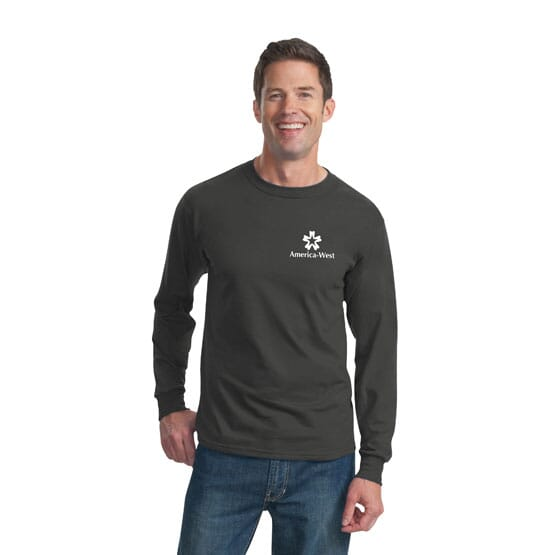 Fruit Of The Loom® Heavy Cotton HD® Long Sleeve T-Shirt