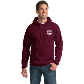Port & Company® Classic Pullover Hooded Sweatshirt