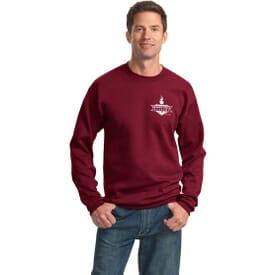 Port & Company® Ultimate Crewneck Sweatshirt