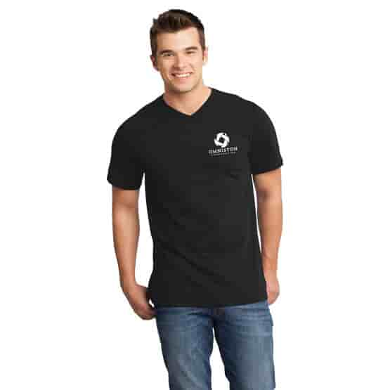 District® Young Mens Very Important Tee® V-Neck