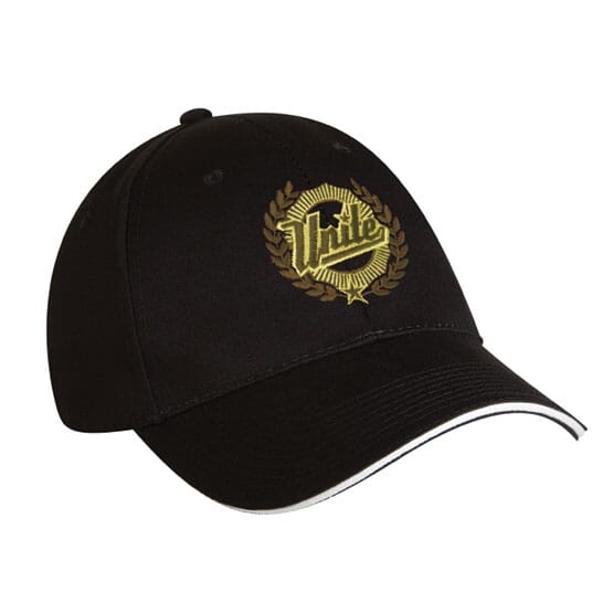 Structured Low Profile Rounded Baseball Cap