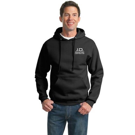 Jerzees® Super Sweats® Pullover Hooded Sweatshirt