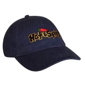 Unstructured Low Profile Heavy Weight Brushed Cotton Twill Baseball Cap