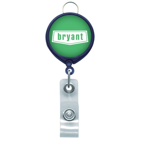Dome Style Easy See Translucent Badge Reel