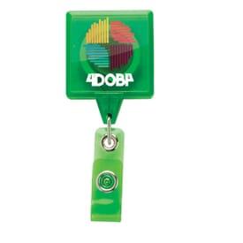 Quick Attach Badge Reel