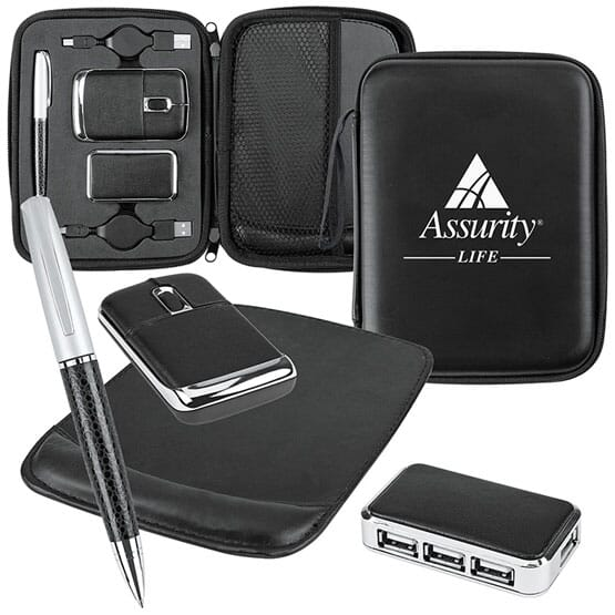 Over The Top USB Gift Set