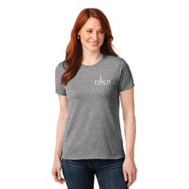 Port & Company® 50/50 Cotton/Poly T-Shirt - Ladies