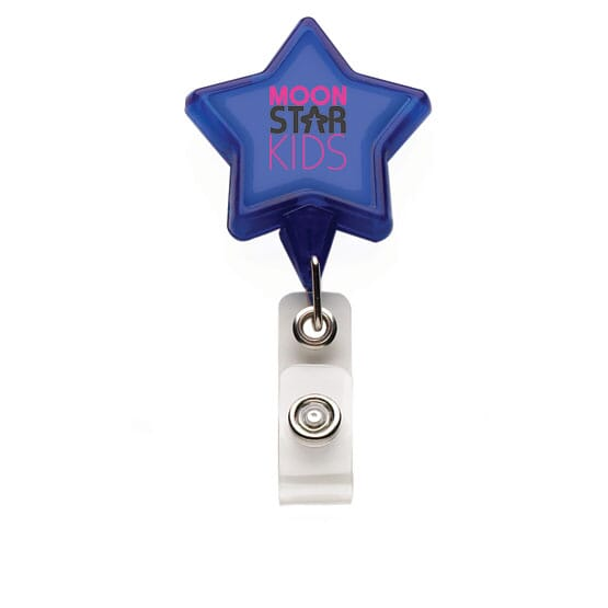 Dome Style Starshine Badge Reel
