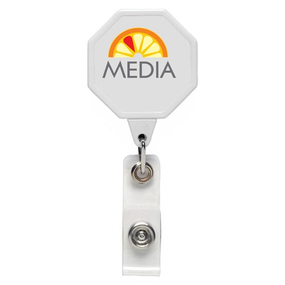 8-Sided Badge Reel