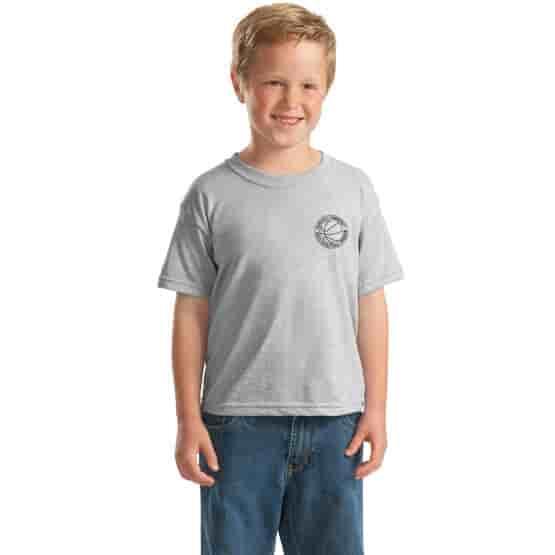 Gildan® Youth Dryblend® 50 Cotton/50 Poly T-Shirt