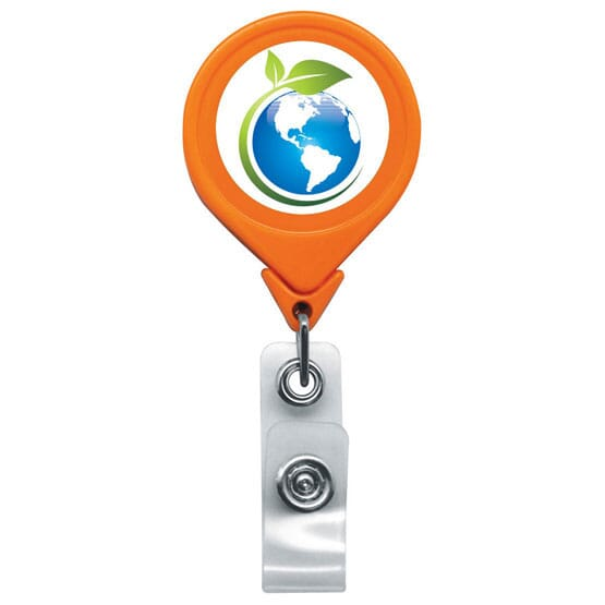 Bright Rounds Badge Reel