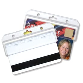 Simplified Swipe Card Holder
