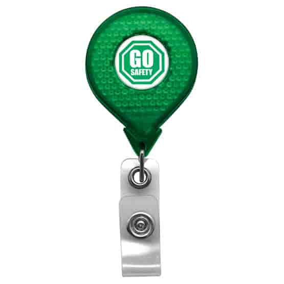 Dome Style Easy Reflections Badge Reel