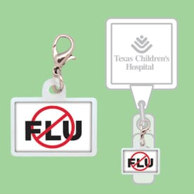 Badge Reel Accessory Charm