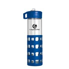 20 Oz. Color Burst Water Bottle