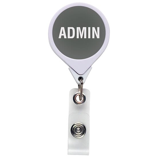 Care And Support Badge Reel