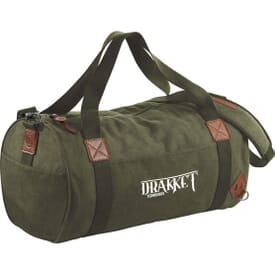 Alternative® Basic Cotton Barrel Duffle