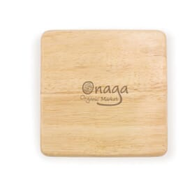 Smooth Corners Cutting Board