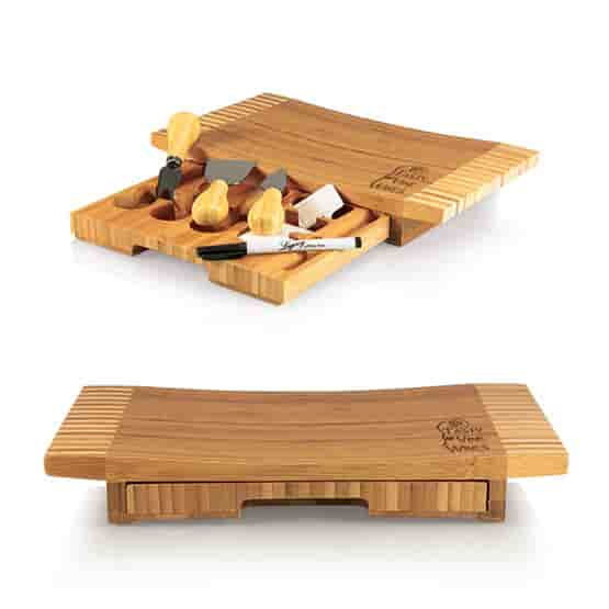 Bottom Drawer Bamboo Board
