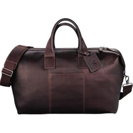 Kenneth Cole® Colombian Leather Weekender Duffle