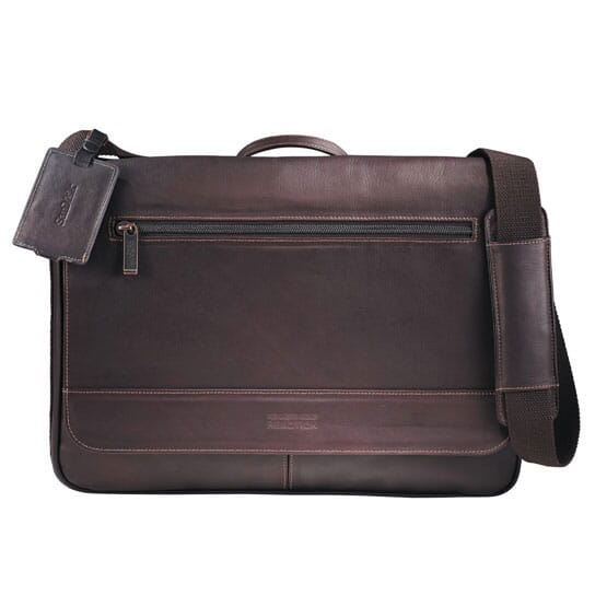 Kenneth Cole® Colombian Leather Compu-Messenger