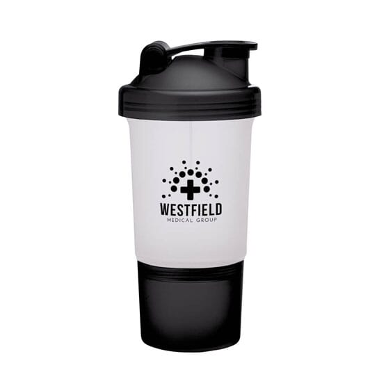 16 oz Shake and Blend Fitness Cup