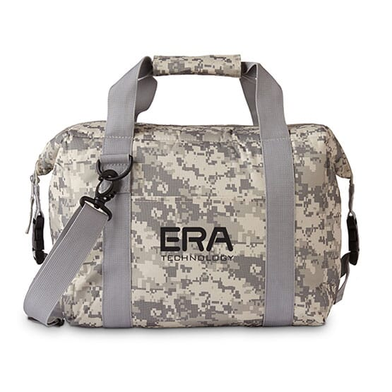 Camouflage Icebox Shoulder Bag