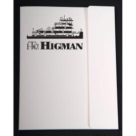 Large Conference Folio