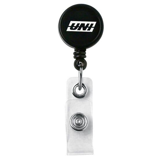 Dome Style Junior Circular Badge Reel