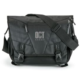Jet-Setter Laptop Messenger Bag