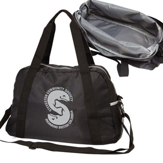 Inner Color Duffel Bag