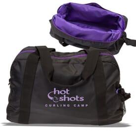Inner Color Duffle Bag