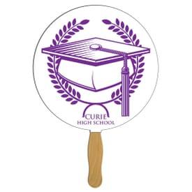 Circular Graduation Fan