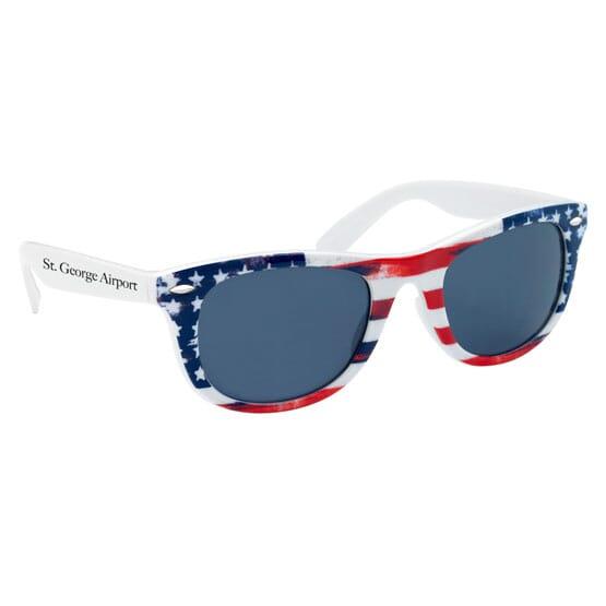 Cruise Retro Sunglasses - USA