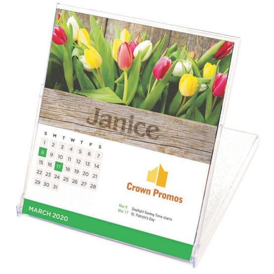 2021 CD Case Calendar