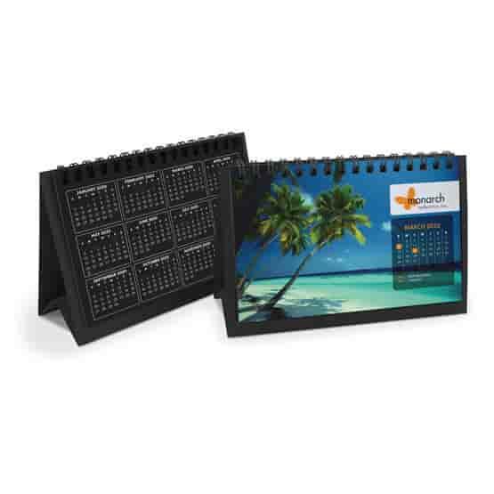2022 Desktop Flip A Month Calendar
