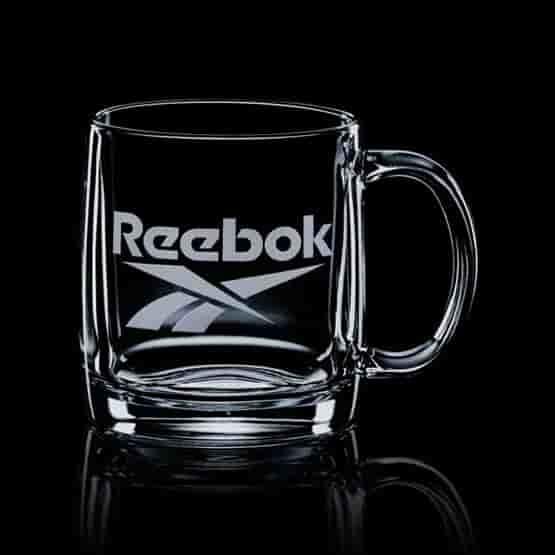 13 oz Glassware Coffee Mug