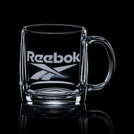 13 oz Glassware Coffee Mug