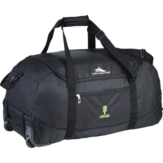 """High Sierra® Packable 30"""" Wheel-N-Go Duffel"""