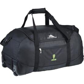 """High Sierra® Packable 30"""" Wheel-N-Go Duffle"""