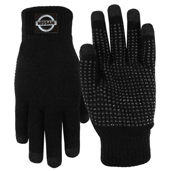 Text Gloves w/Non Slip Grip