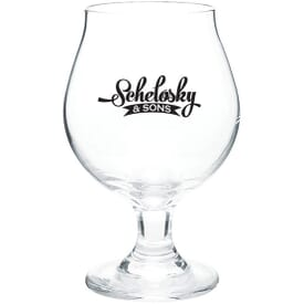 16 oz Large Belgian Beer Glass