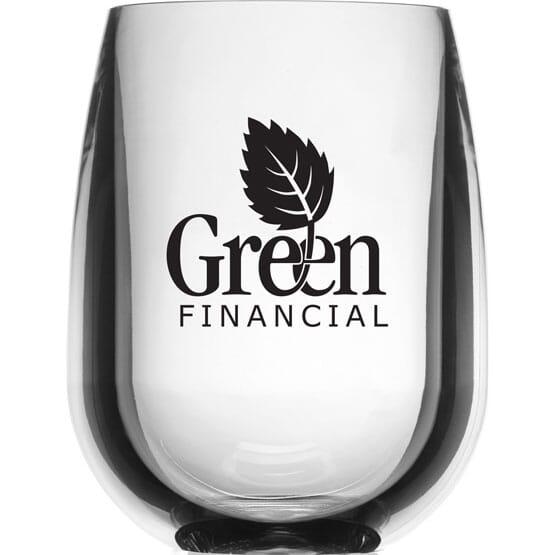 Pubware® 12 Oz. Stemless Wine Glass