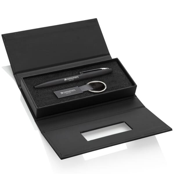 Banos Pen/Keyring Gift Set