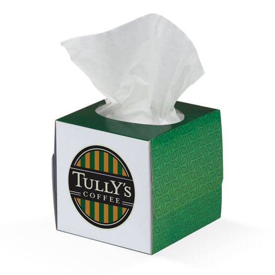 Mini Tissue Box