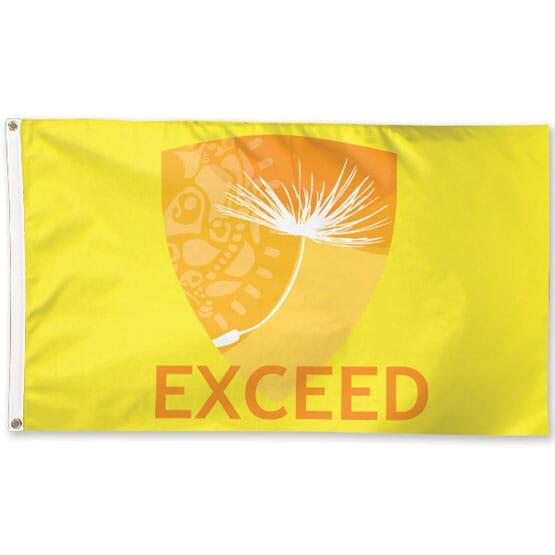 3' x 5' Full Color Flag