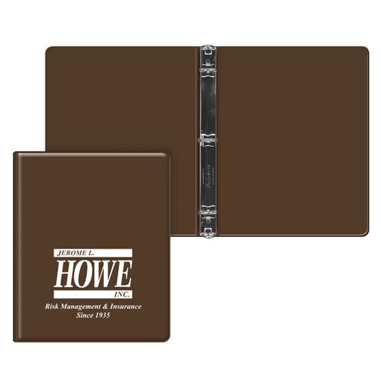 "1"" Junior Ring Binder"
