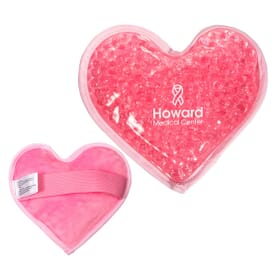 Heart Shaped Plush Hot & Cold Pack