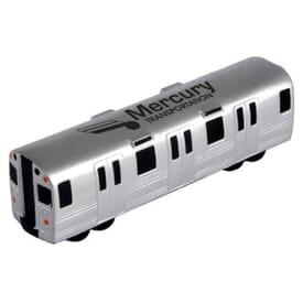Metro Train Stress Shape