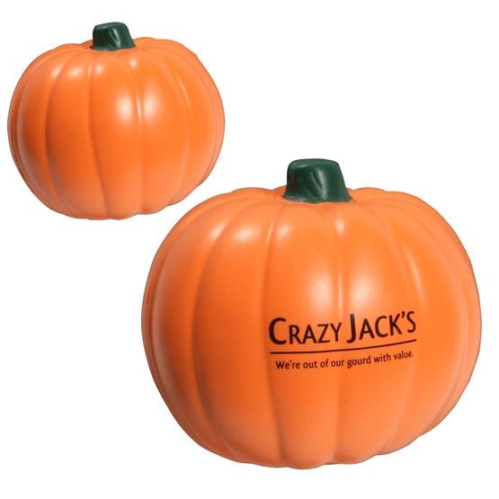 Pumpkin Stress Ball Halloween Giveaway